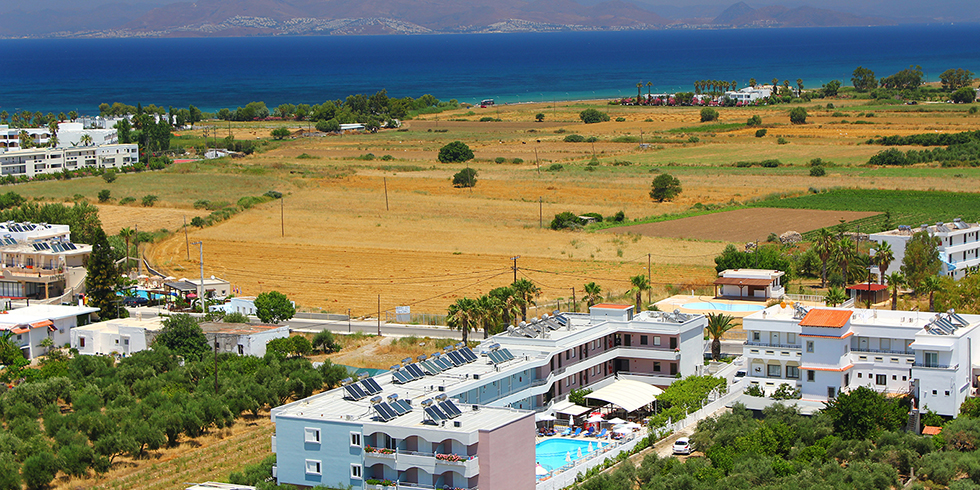 Marianna Hotel apartments Tigaki Kos